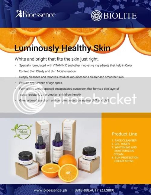 Bioessence BioLite Skincare