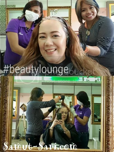 Hair Makeover at The Beauty Lounge by Bianca Festejo