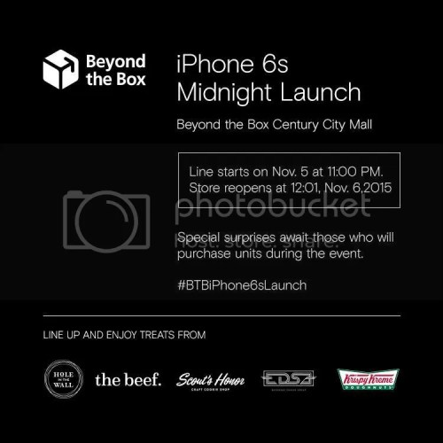 Beyond the Box iPhone 6s Launch