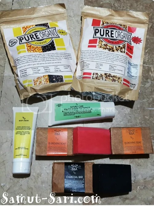 Health and Glamour Pure Organic Products