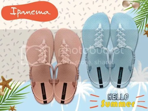 ELRO Summer Footwear Madness (Ipanema, Grendha, Zaxy and Gola)