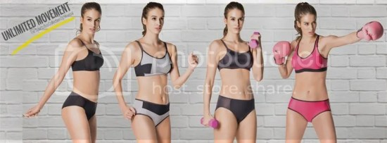 Wacoal Sports Bra Collection