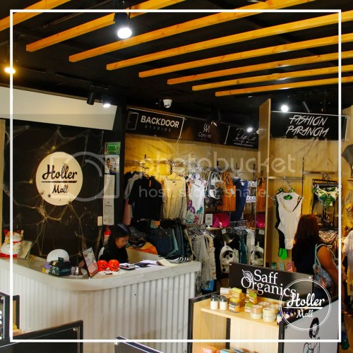 HollerMall Concept Store