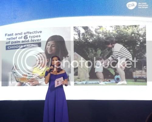 Jolina Magdangal-Escueta Take Action and Manage Dengue!  #AlliedAgainstDengue