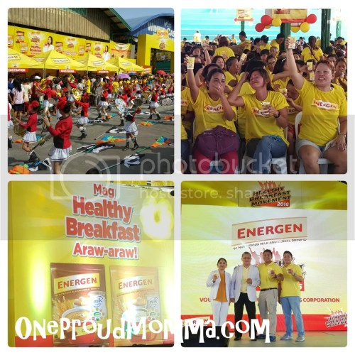 Energen Healthy Breakfast Movement 2016