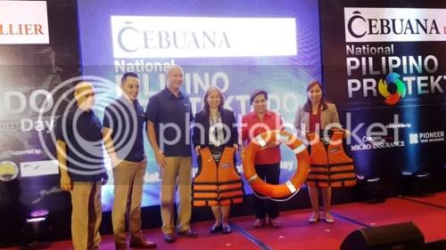 Cebuana Lhuillier National Pilipino Protektado Day 1