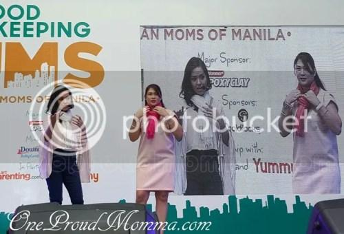 Good Housekeeping Modern Urban Moms (MUMS of Manila)