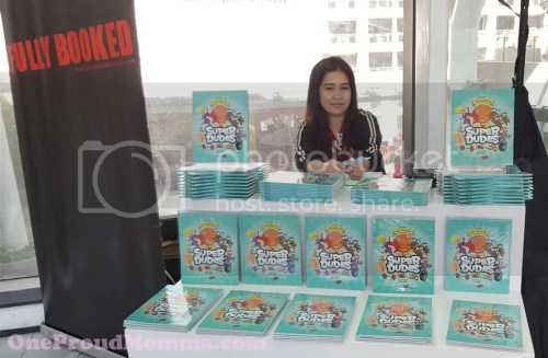 SuperDudes-Book-Launch at Century City Mall