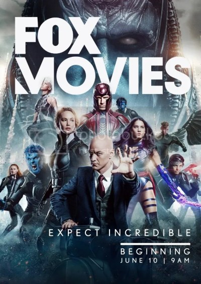 A New Look for Fox Movies!