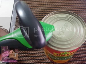 Easy to Use Tupperware Can Opener