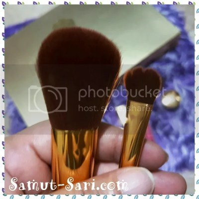 #UNOPremier Le Jeune Cosmetiques Foundation and Eye Shadow Brushes
