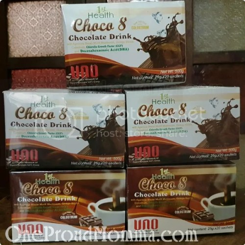 UNO Local Choco 8 Chocolate Drink
