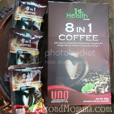 UNO Local 8in1 Coffee