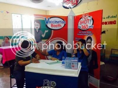 Piso Bakuna Sulong Guro Campaign by Glovax