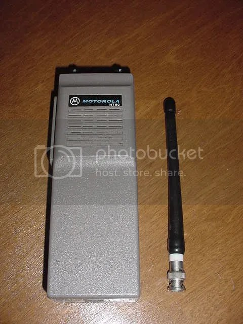 motorola xtr 2-way radio