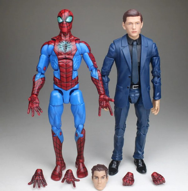 Marvel Legends Avengers Infinity War Peter Parker Spidey