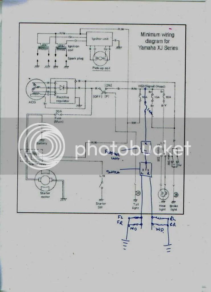 yamaha motorcycle xj wiring diagram auto electrical wiring diagram 650 Yamaha Motorcycle Wiring Diagrams related with yamaha motorcycle xj wiring diagram