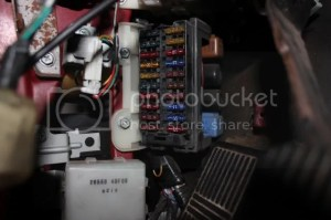 1995 Nissan 240sx Interior Fuse Box Diagram  Somurich