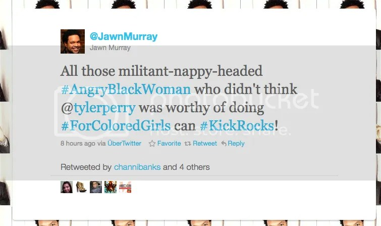 "Reporter Jawn Murray Calls Calls Black Women ""Militant"" and ""Nappy-Headed"""