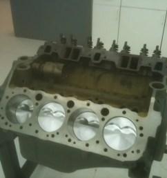 1961 chevy corvette 283 block 3756519 cylinder heads 3774692  [ 1024 x 768 Pixel ]