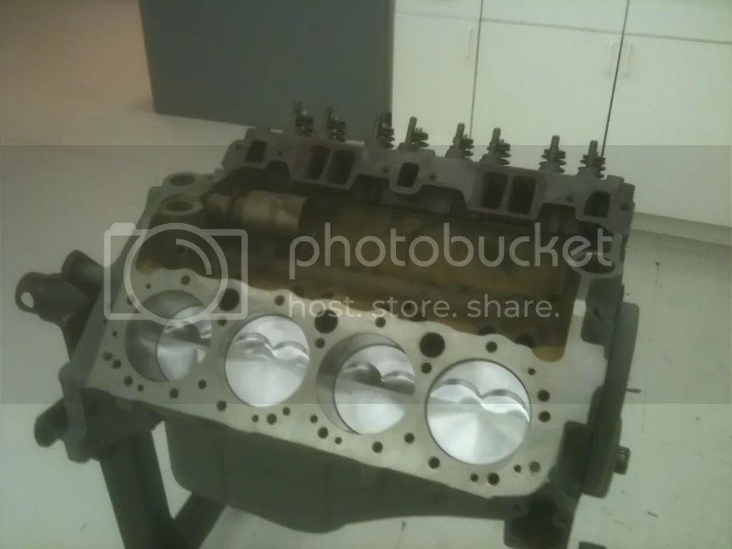 hight resolution of 1961 chevy corvette 283 block 3756519 cylinder heads 3774692
