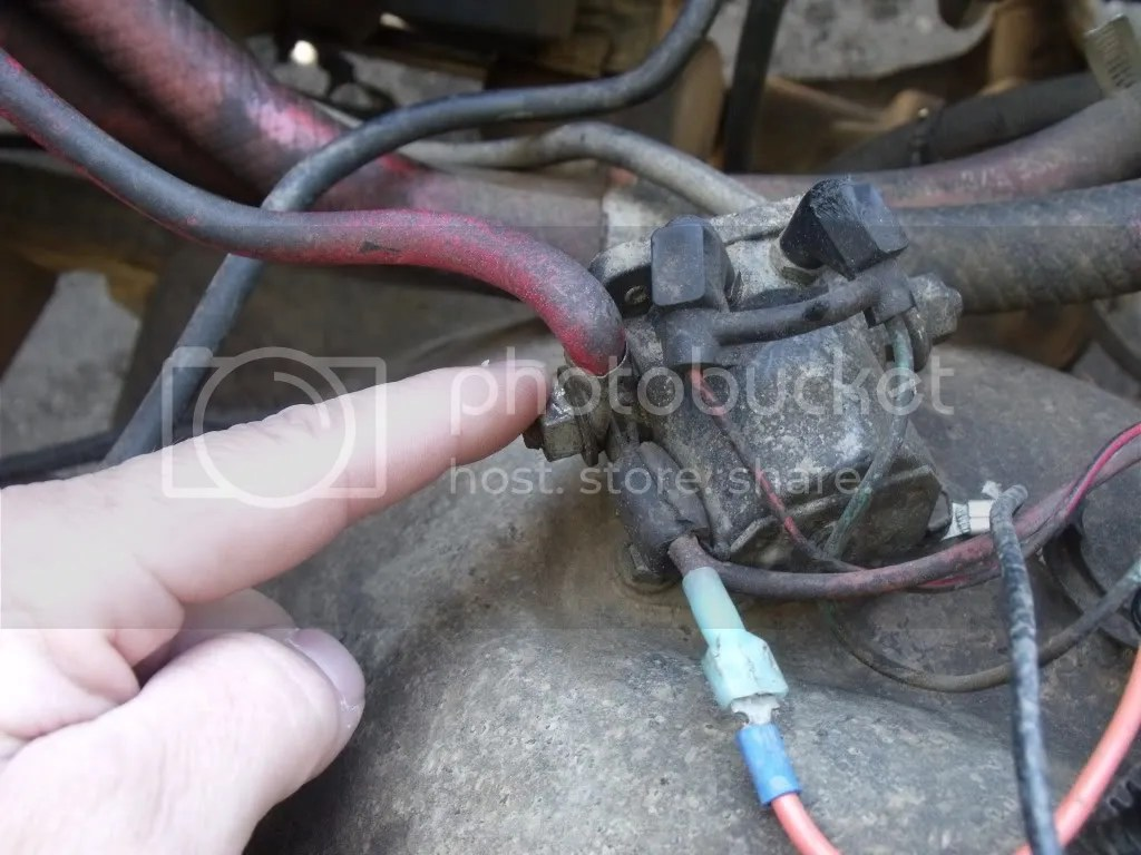 hight resolution of alternator wiring jeep cj forumsthe orange wire with the circuit breaker which is connected to