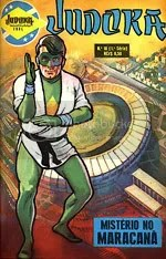 O Judoka, número 10