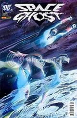 Space Ghost, Panini Comics - Clique para ampliar