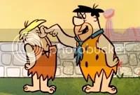 Fred e Barney - Clique para ampliar