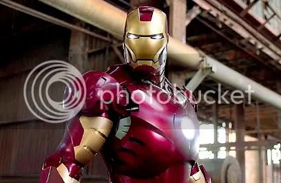 O Homem de Ferro - Clique para fazer o download desta foto em alta resolução