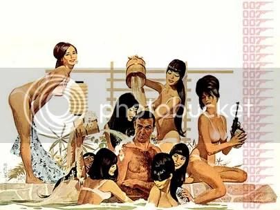 Com 007 Só se Vive Duas Vezes - clique para baixar o wallpaper