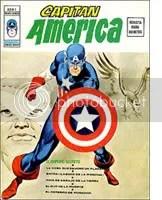 Captan America - Capa - Clique para ampliar