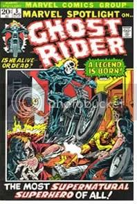 Ghost Rider - versão 1973