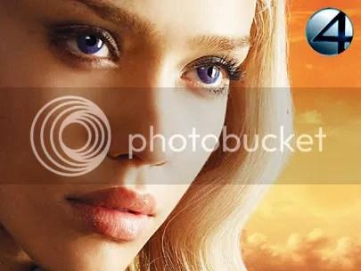 Jessica Alba é Sue Storm