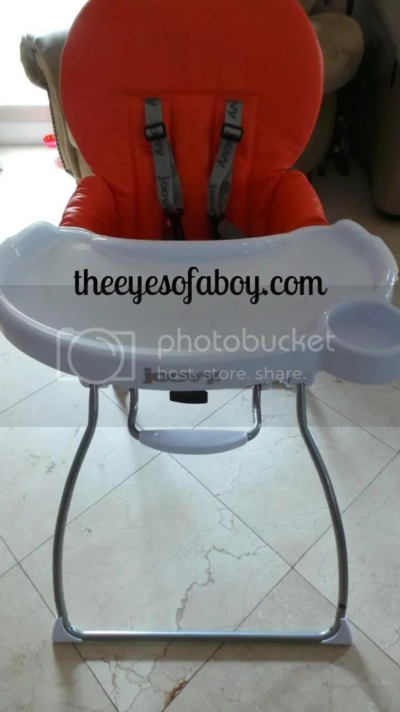 joovyu0027s products are always exciting their colors are eyecatching and funu2026the product designs are functional and well thought out - Space Saving High Chair