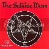 The Satanic Mass album cover