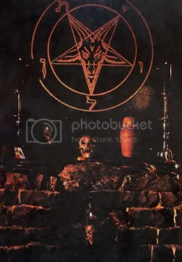 Church of Satan Main Altar