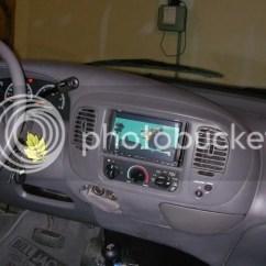 Ford Mondeo Radio Wiring Diagram Mazda B2000 Used 2003 Taurus Double Din Dash Kit   Autos Weblog