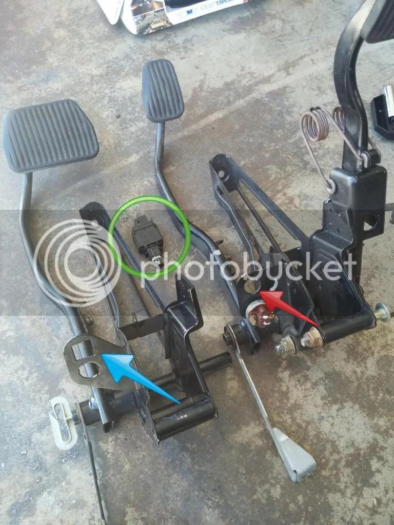 medium resolution of turbo manual swap brake light switch