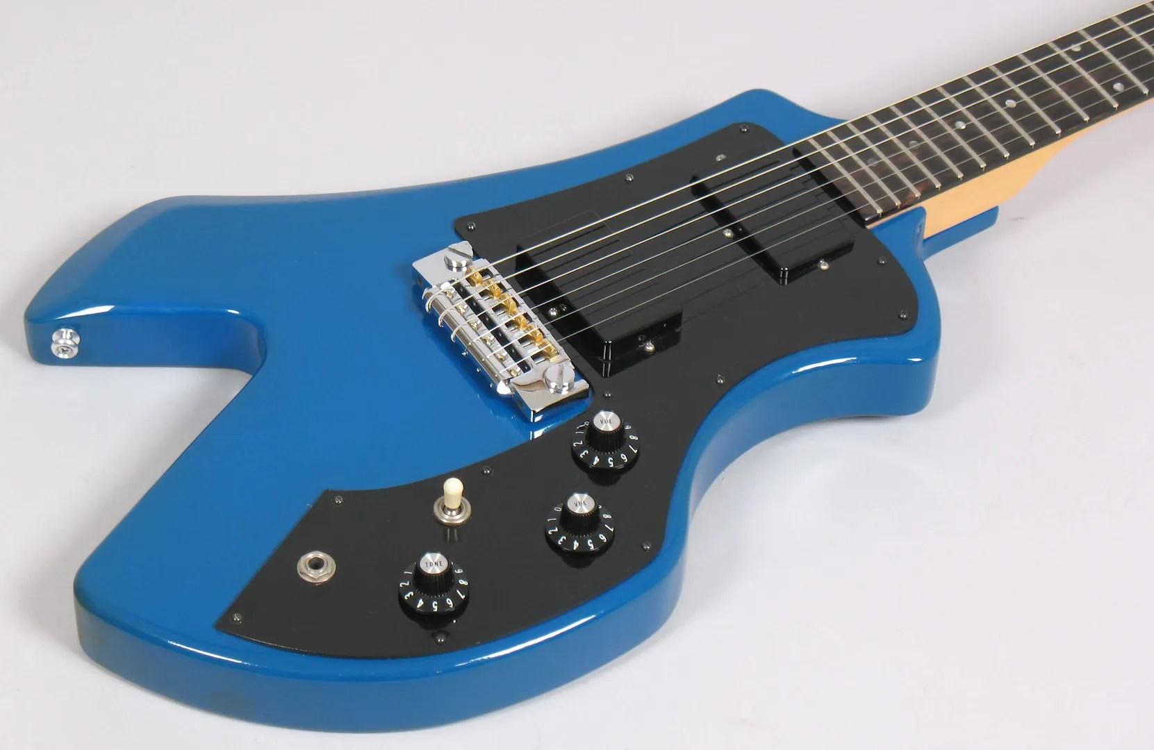 1983 Gibson Corvus II