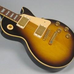 Gibson Les Paul Custom Semi Hollow Pressure Temperature Phase Diagram For Water 1996 Shop Bantam Guitar