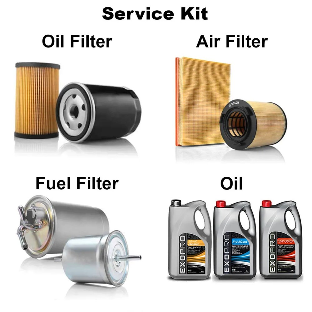 medium resolution of image is loading oil air fuel filter 5 litres 10w40