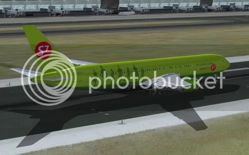 Boeing 767-300 Level-D | FSX repaint