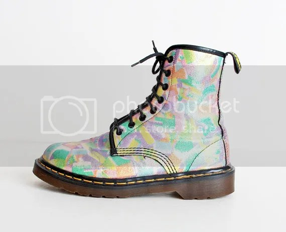 Hologram Doc Martens photo rainbowDOCboots_zpsd0c6682c.jpg