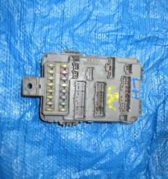 oem 2001 2003 acura tl cl under dash fuse box relay 2003 acura tl fuse box [ 1024 x 1365 Pixel ]