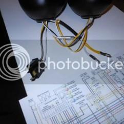 02 Sv650 Wiring Diagram Delco Am Fm Radio Headlight Dominator Help Pic Heavy
