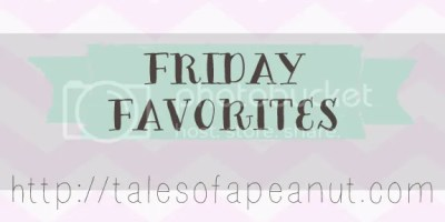 Tales of a Peanut Friday Favorites