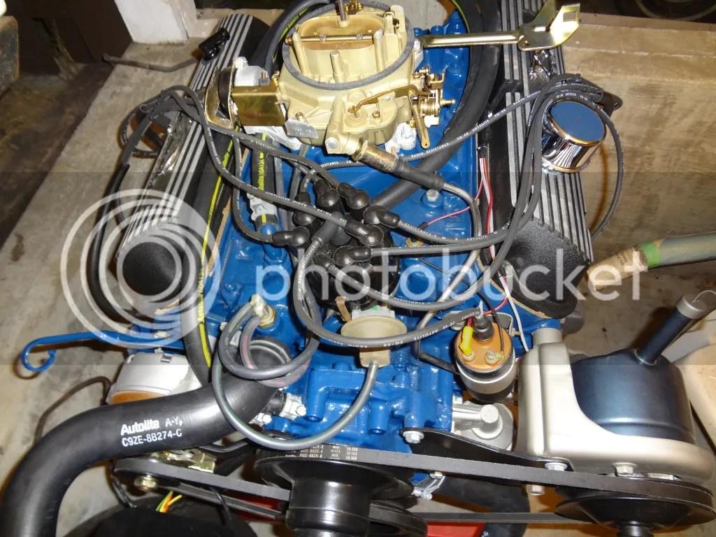 1970 Ford Vacuum Diagram