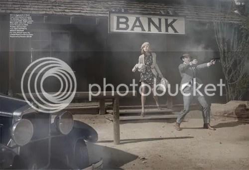 Anna Selezneva and Wes Bentley