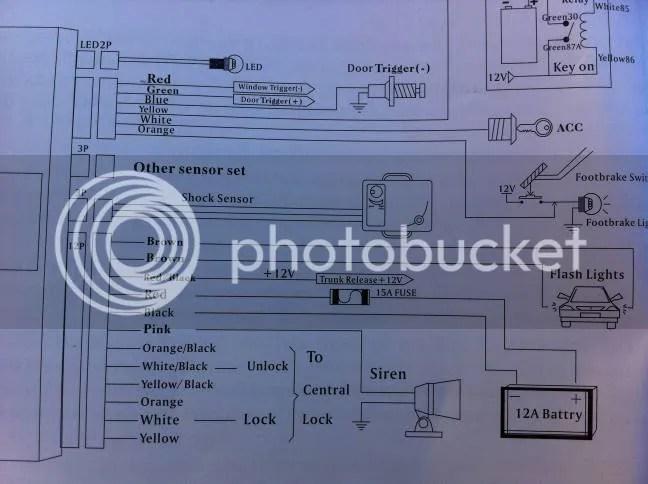 U1300 Door Lock Diagram Mercedesbenz Forum